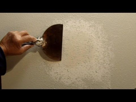 How to patch and repair a wall with an orange peel texture seamlessly, so that no one will ever know the patch is there! Channel http://www.youtube.com/seeja...