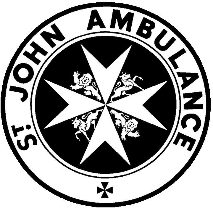 St John Ambulance.  I was a member for many years.   Taught first aid as well.