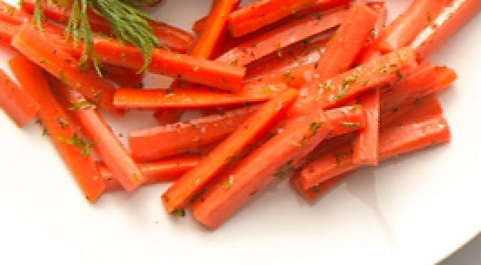 Glazed Baby Carrots with Fresh Dill. #recipe #foodSide Dishes, Recipe, Brown Sugar, Food, Baby Carrots, Fresh Dill, Veggies, Glaze Baby, Sugar Glaze
