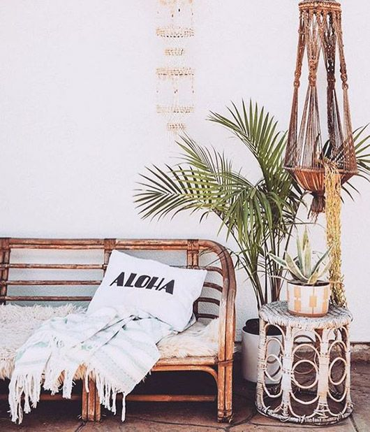 get the look: vintage modern surf shack.
