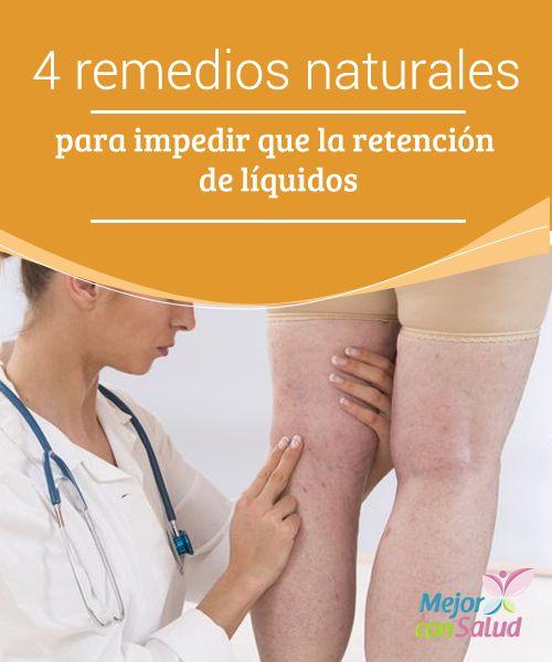 4 #RemediosNaturales para impedir que la retención de líquidos   La #RetenciónDeLíquidos es un mal presente en una gran cantidad de personas. Aunque suele pasar desapercibido, cuando las sustancias acumuladas en el #Organismo se exceden, causa molestiasimportantes.