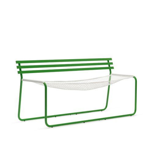 Attractive Absolute Relaxation: Siesta Hammock/Bench By Campeggi. Itu0027s The Combination  Of A Hammock And A Bench And Is All You Need For A Little Care Free  Swinging. Good Looking