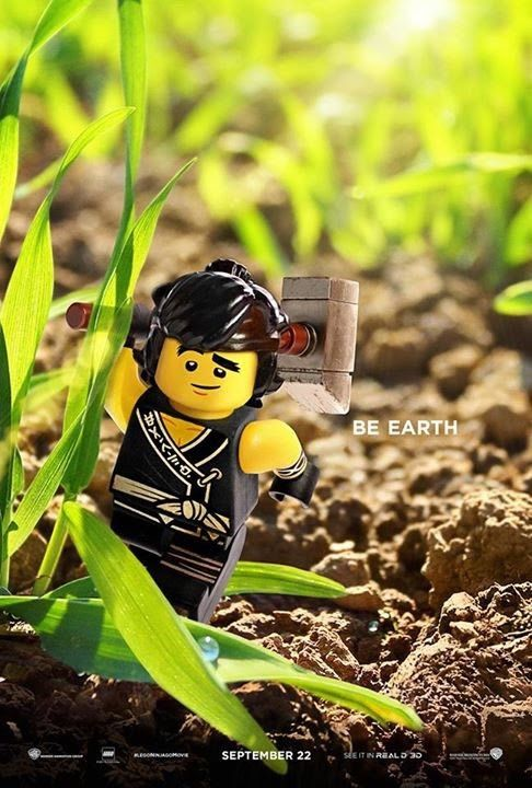 Ninjago Movie Cole