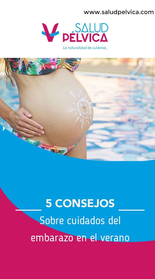 Durante el embarazo es muy común tener molestias como dolor lumbar, hinchazon en las piernas o problemas para el sueño. El problema se agudiza en verano por lo que con estos consejos podrás mejorar tu situación.
