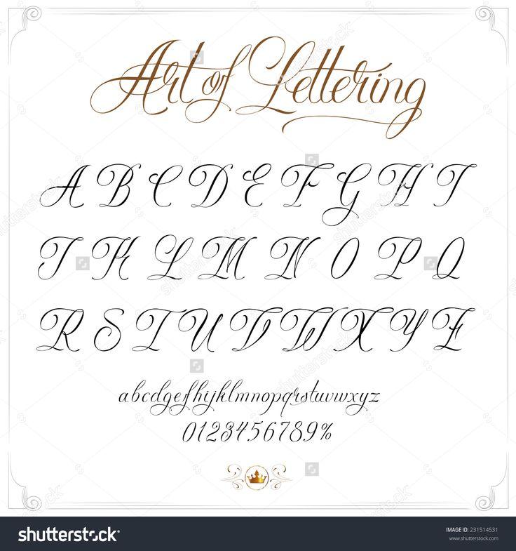25 best ideas about tattoo alphabet on pinterest. Black Bedroom Furniture Sets. Home Design Ideas