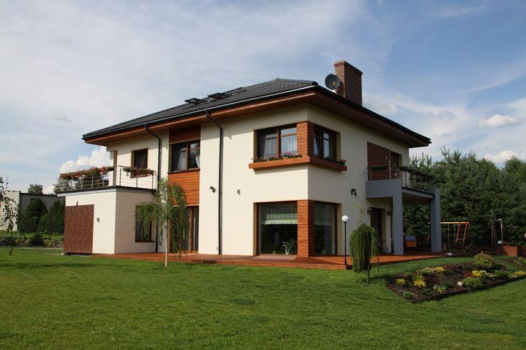 Projekt domu Topaz 3