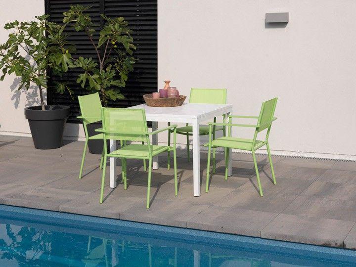 Gartentisch alu 90x90  Die besten 25+ Esstisch 90x90 Ideen auf Pinterest | Gartentisch ...