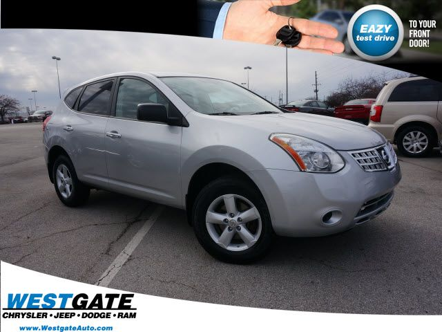 Used 2010 Nissan Rogue  4D Sport Utility for sale - only $11,821. Visit Westgate Chrysler Jeep Dodge Ram in Plainfield IN serving Avon, Indianapolis and Brownsburg #JN8AS5MV3AW607255