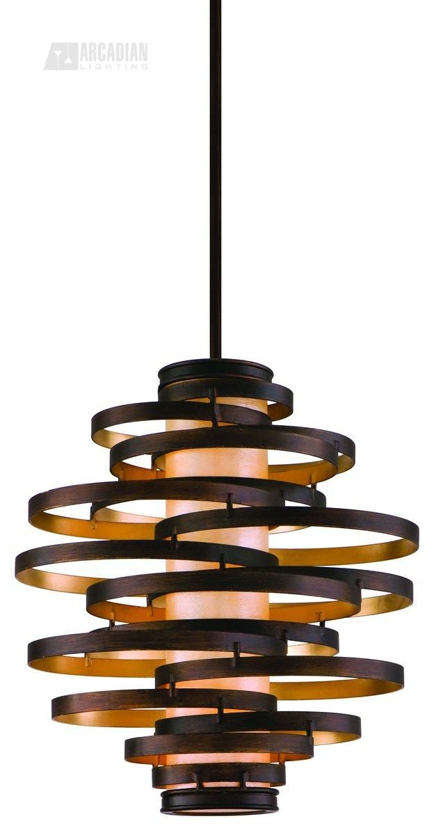 Vertigo 3 Light Modern Contemporary Pendant