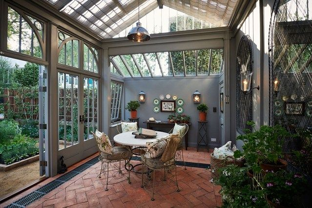 Garden Room at Marston & Langinger - Conservatory Designs & Ideas (houseandgarden.co.uk)
