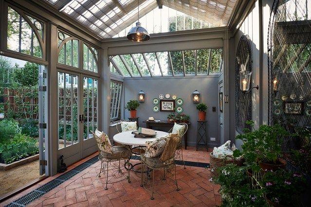 Garden Room at Marston & Langinger - Conservatory Designs & Ideas (houseandgarden.co.uk)