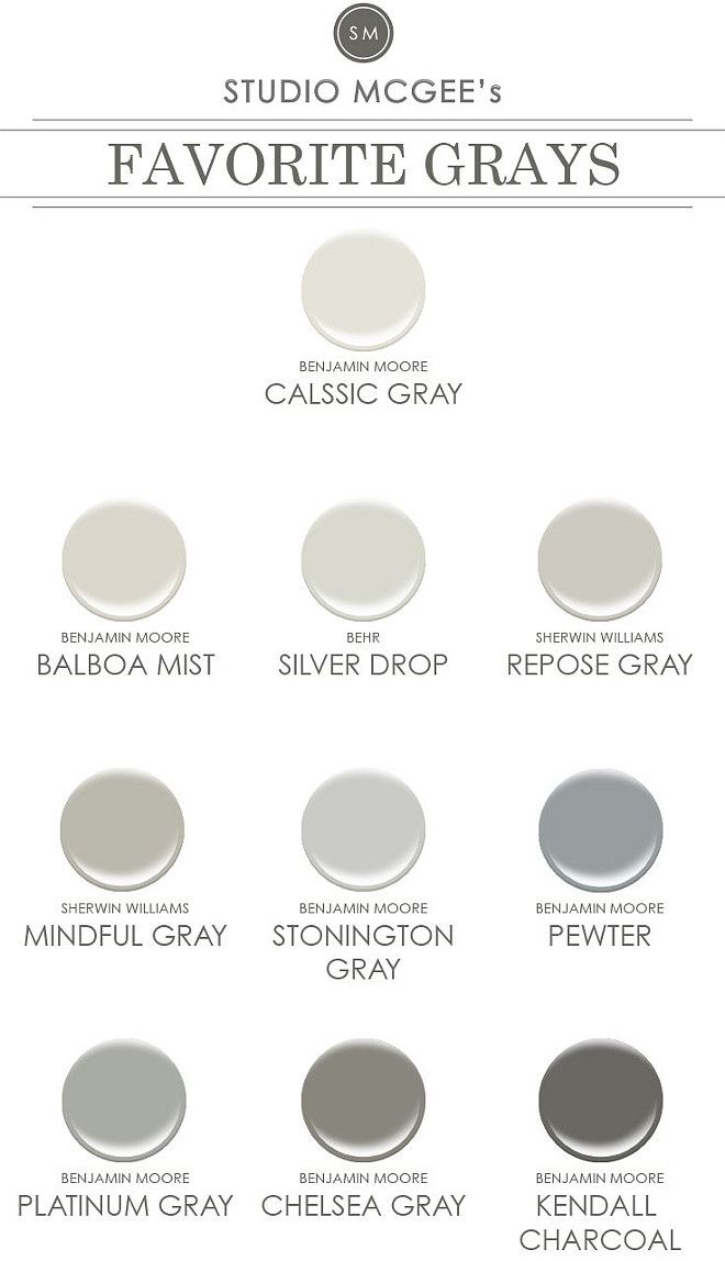 2016 Paint Color Ideas for your Home – Home Bunch – An Interior Design & Luxury Homes Blog