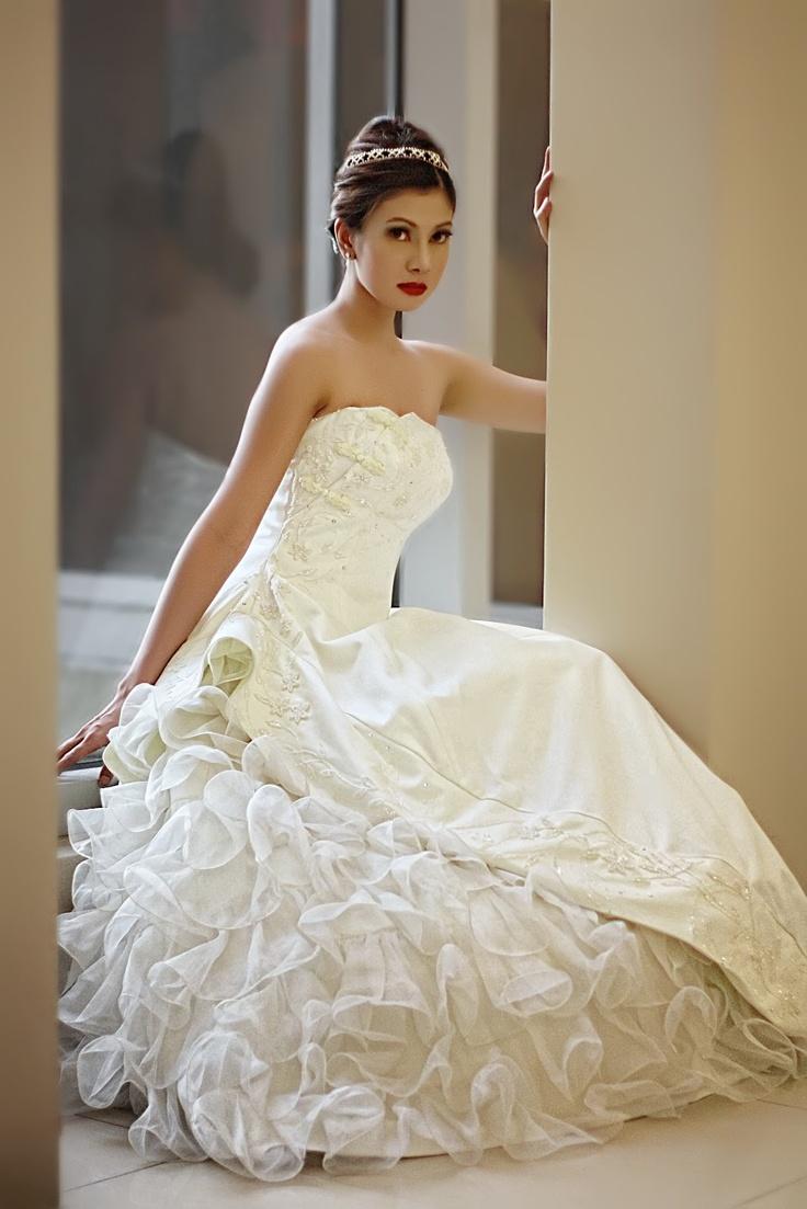 Kristine Hermosa Wedding Gown Images