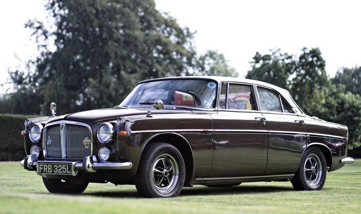Rover P5 1958~1973
