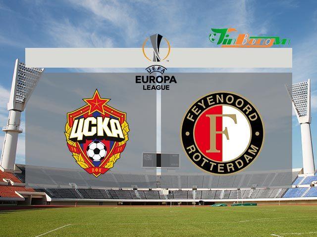 Nhận định Cska Moscow Vs Feyenoord 00h55 Ngay 27 11 Europa League Bong đa Rennes Montpellier