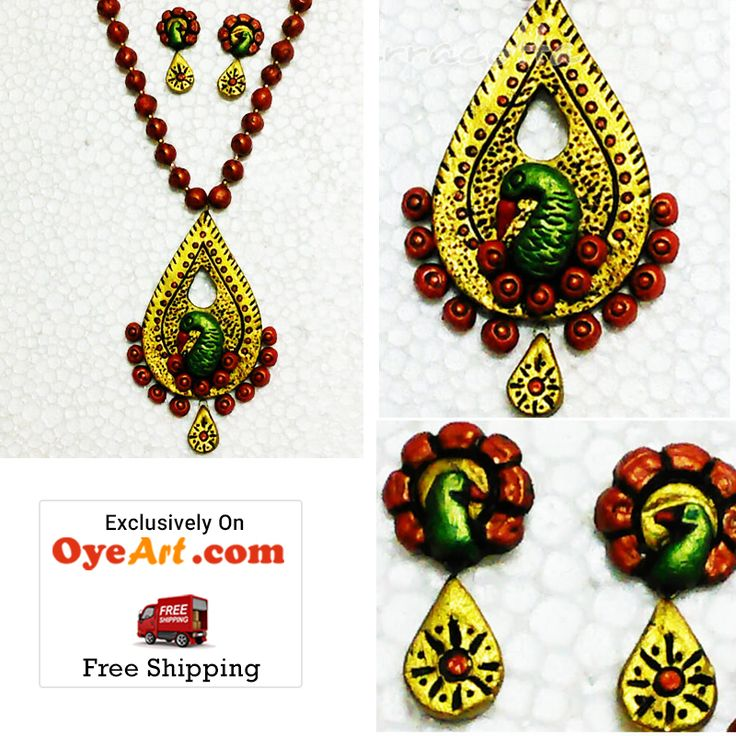 This ‪#‎necklace‬ is only for Rs 1,500/- Really!! Do you want it? Get it: http://bit.ly/1Dg4cx1