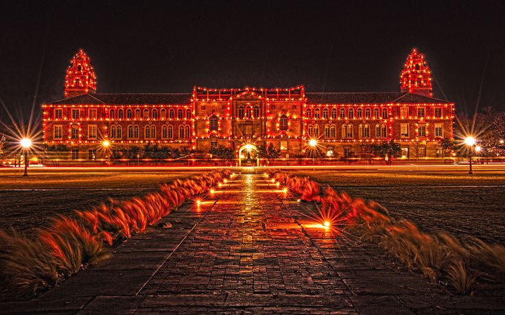 Texas Tech University Carol of Lights