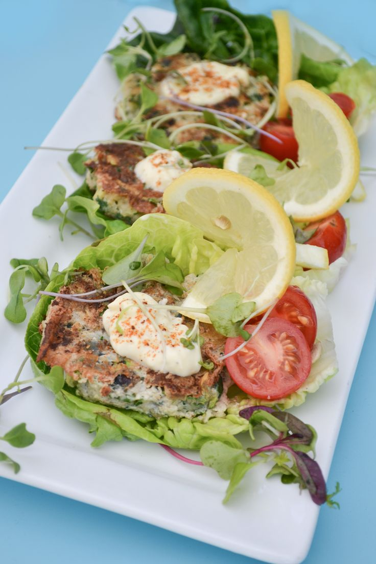 how to make fish cakes with salted cod