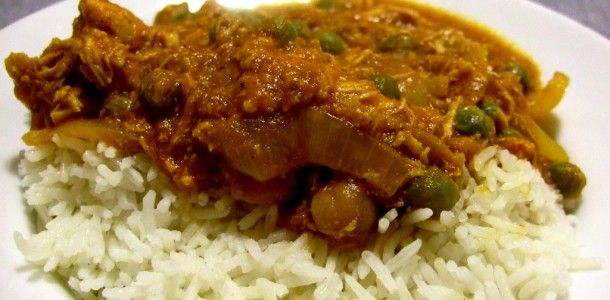 Crock Pot Indian Curry Chicken - wonderful and full of flavor!  www.getcrocked.com