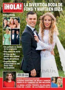 El Kiosko Rosa… 3 de mayo de 2017: Revista Hola
