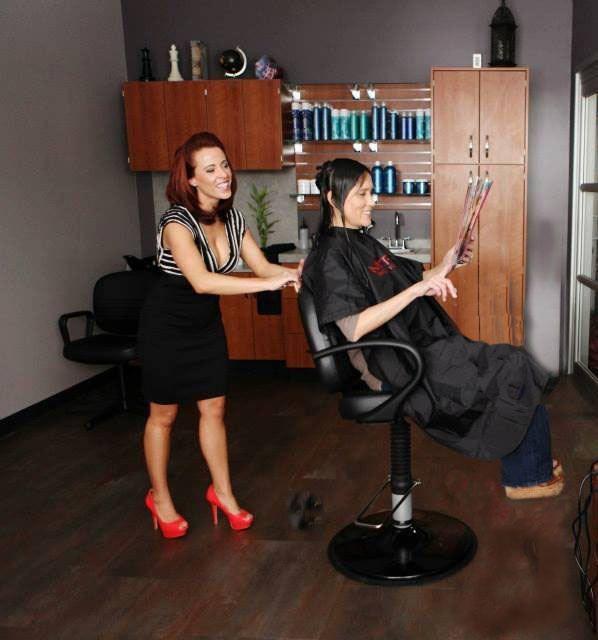 Hairdresser Sexy 71