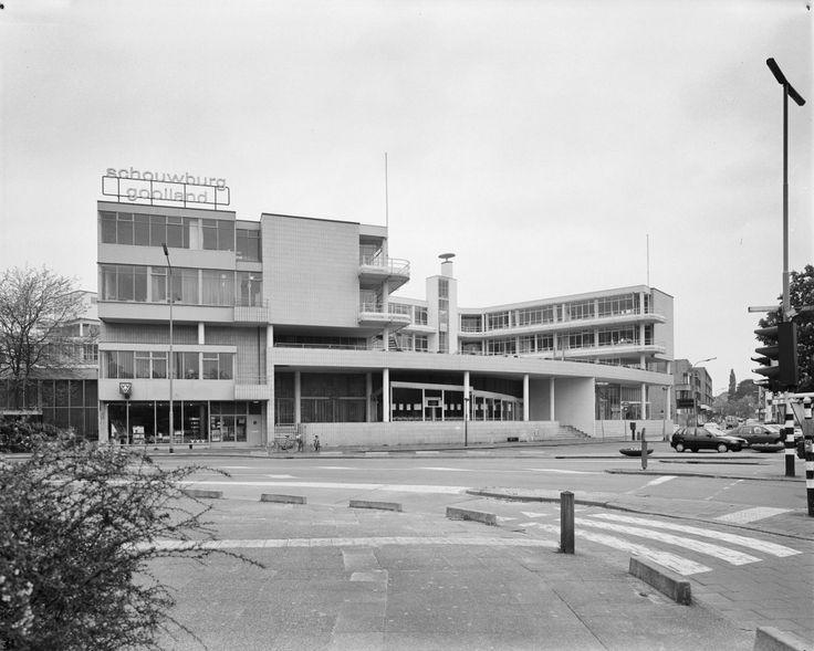 Jan Duiker, Hotel Gooiland,Hilversum 1934-1936