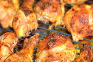 Tender Oven Baked Chicken Legs