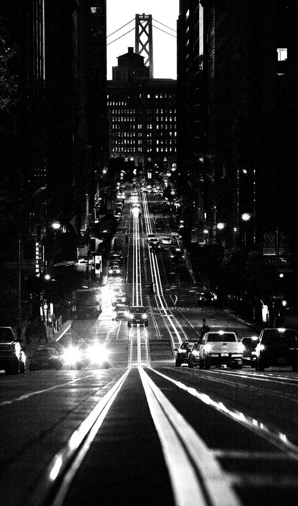 California Street - San Francisco, CA
