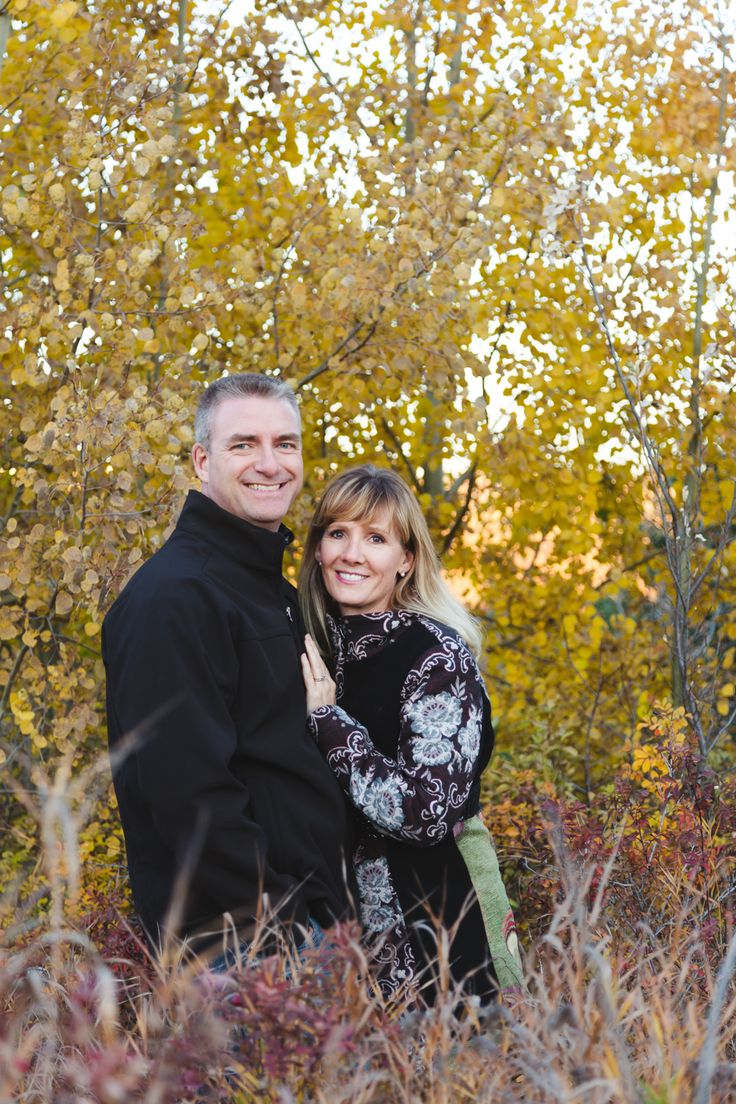 Couple Fall Anniversary Photo Session - Josie Nicole Photography