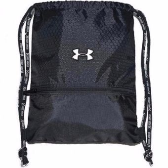 Buy UNDER ARMOUR Drawstring Bag Pack basketball swimming outdoor gyming hiking (Large) (Black) online at Lazada. Discount prices and promotional sale on all. Free Shipping.