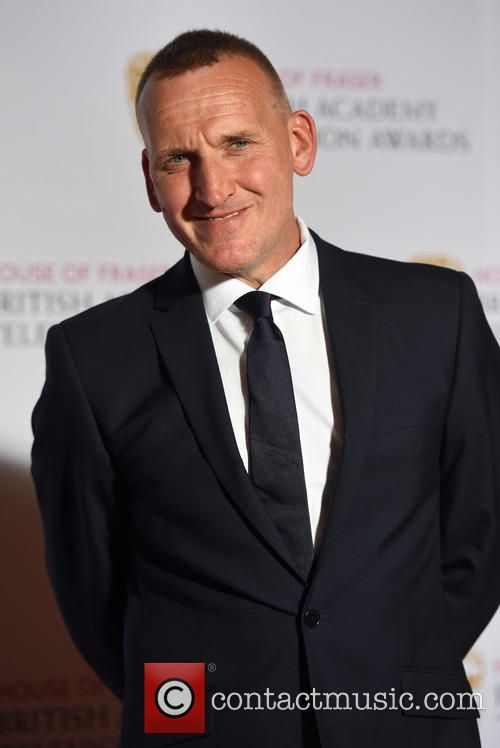 Christopher Eccleston, 2015 Bafta Awards