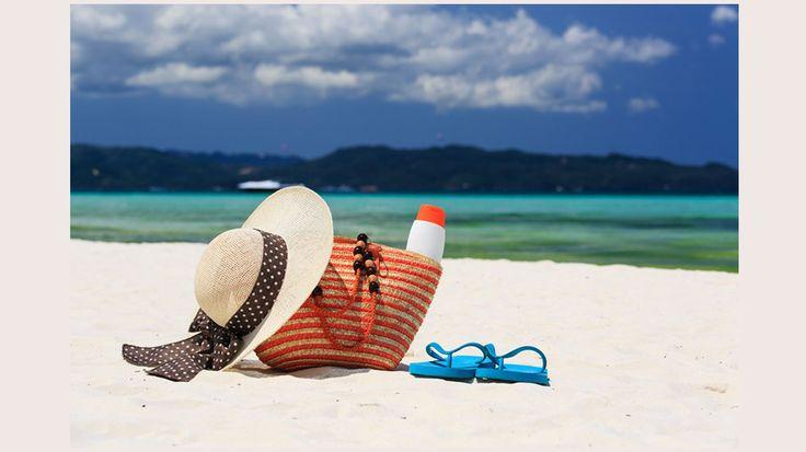 2016 Sezonunun En Trend Plaj Çantaları!