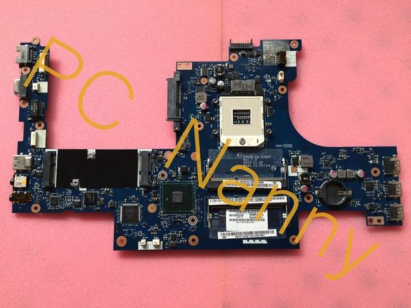 Genuine FOR Acer Iconia 6120 Motherboard MBRF702001 PAU30 LA-6392P HM55 Intel GMA HD DDR3 Tested!
