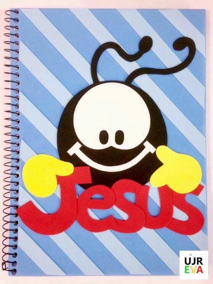 Capa de caderno smilinguido