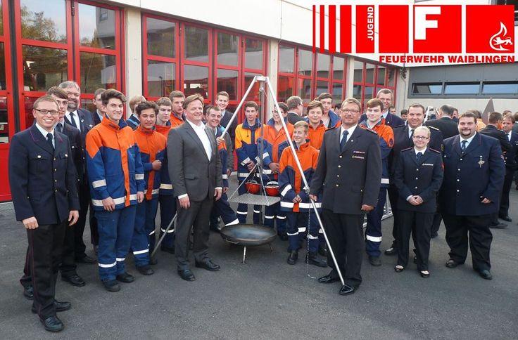 Erfolgreicher Abschluss des Projektes mit der #IHK #STIHL, der #JFWeinstadt sowie der #JFKorb    http://t.co/8c4YYq2yQQ   #jf #jufe #Waiblingen
