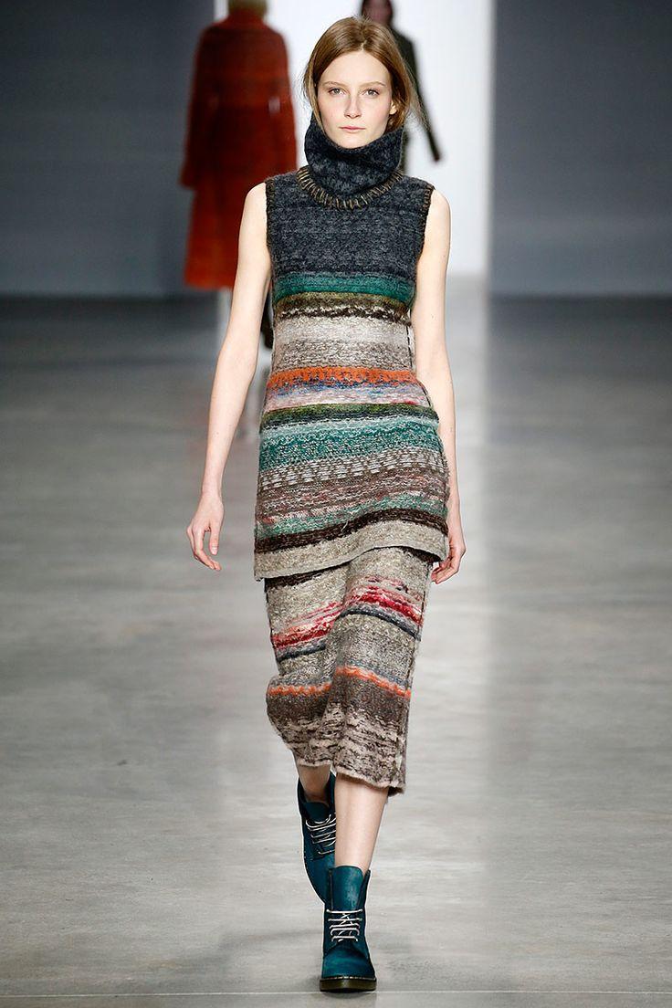 Calvin Klein - FW Pret A Porter - Nueva York