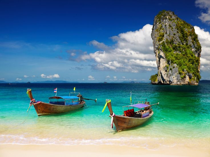 Mar de Andaman, Thailandia