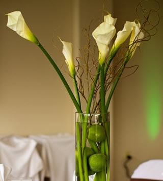 37 best calla lilies images on pinterest decorating ideas floral calla lily wedding centerpiece junglespirit Image collections