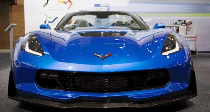 Updated with 50 New Photos – 650HP 2015 Corvette Z06 Convertible ~3.0s to 60MPH with Manual or 8-Sp Automatic