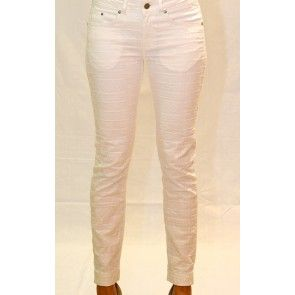 Numph White Jeans with Detail