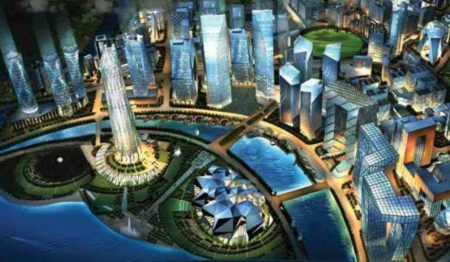 10 Kota Masa Depan yang Menakjubkan