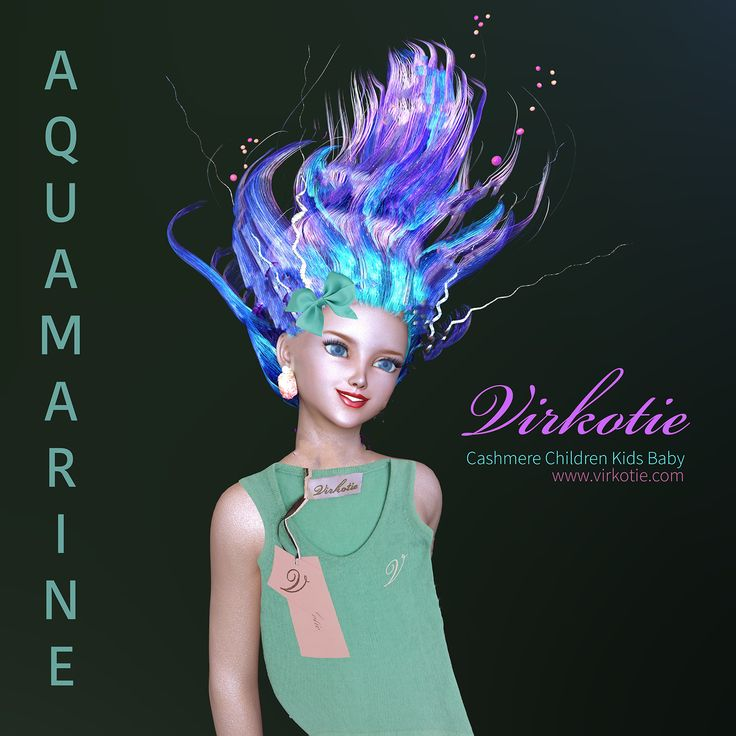 VIRKOTIE Cashmere is Mermaid worthy... www.virkotie.com