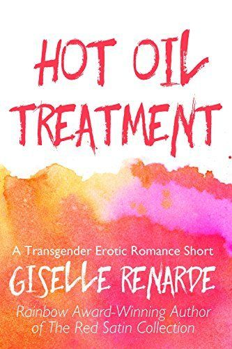 """Stories like Hot Oil Treatment and More Than Anything are blatantly about me. I'll tell you that upfront. They're first-person accounts of stuff that happened.""  Hot Oil Treatment (Transgender and Genderqueer Erotic Romance) by Giselle Renarde, http://www.amazon.com/dp/B00Y7JMO6S/ref=dondes-20"