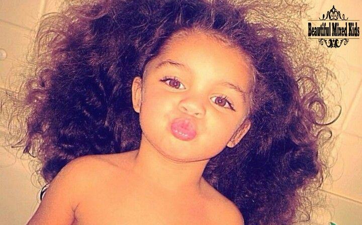 Skylynn Capri – 2 ans • Afro-américain, amérindien, irlandais et inuit …   – Beautiful Mixed Kids