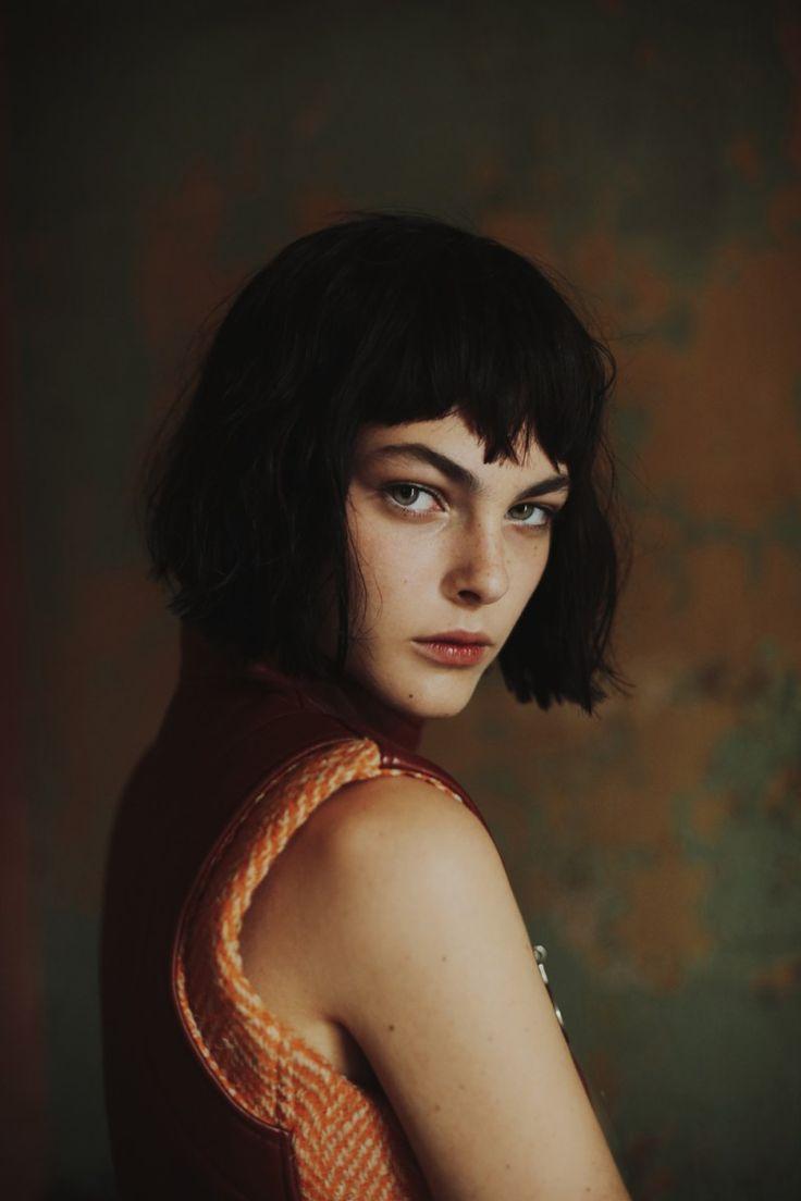 Grey Magazine Fall 2014 Vittoria Ceretti Fanny Latour-Lambert (19) • Minimal . / Visual .