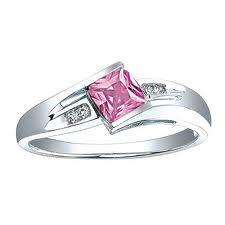 Pink diamanter er så smukke...