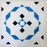 December Meadow Mystery Quilt-a third possible layout