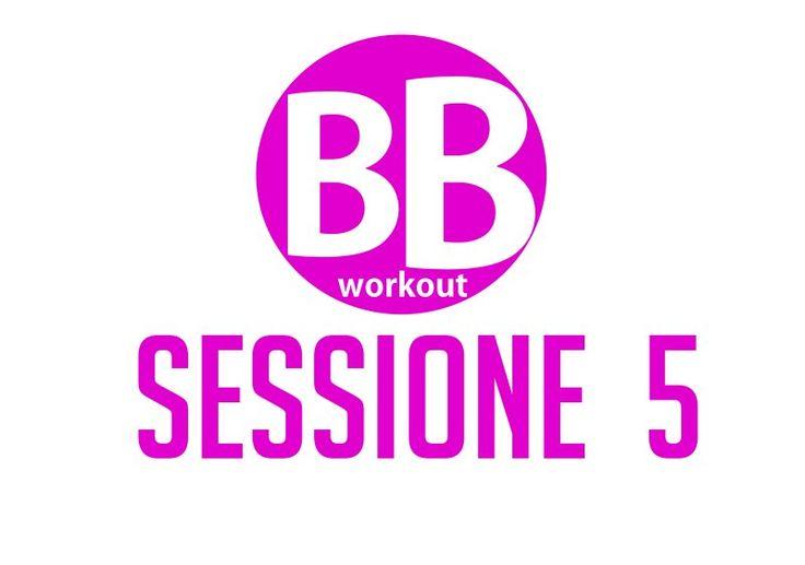 BB Workout – Sessione 5 – Tonificare e scolpire glutei