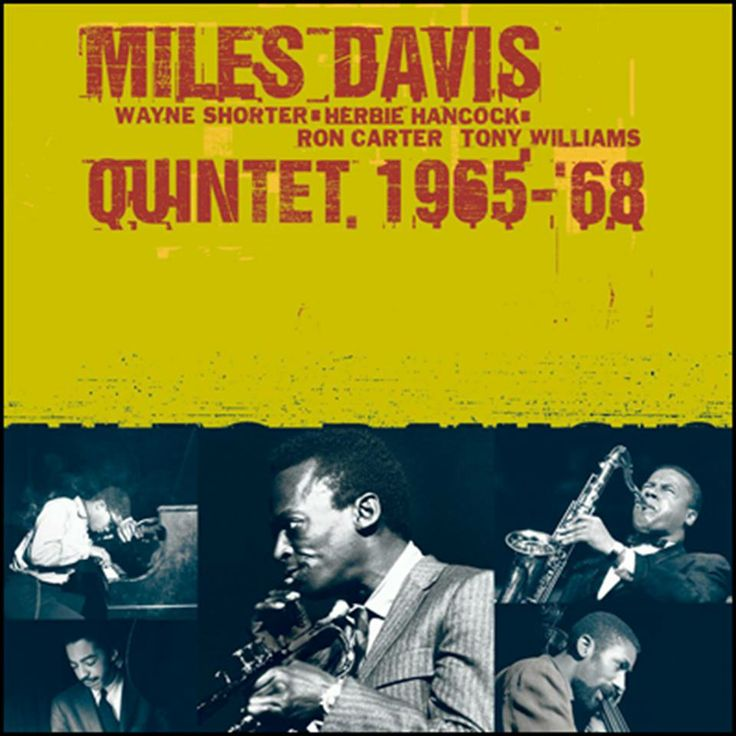 "#MilesDavisWay ""The Great African-American Classical Art-Form""  http://open.spotify.com/album/1mM5BwiiPqVq8T0vucuKhI Miles Davis Quintet 1965-1968: Miles Davis (trumpet, chimes); Wayne Shorter (tenor saxophone); Herbie Hancock (piano, Fender Rhodes piano, Wurlitzer piano, electric harpsichord, celeste); Ron Carter (acoustic & electric basses); Tony Williams (drums) see more @ https://www.facebook.com/photo.php?fbid=651849951566150&set=a.617514494999696&type=1&theater"