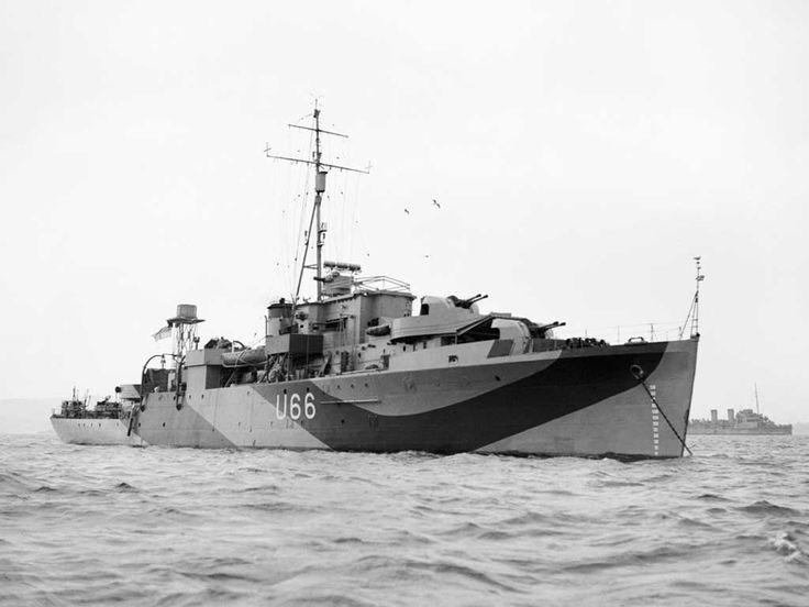 HMS Woodpecker (U08) was a Black Swan-class sloop of the British Royal Navy.